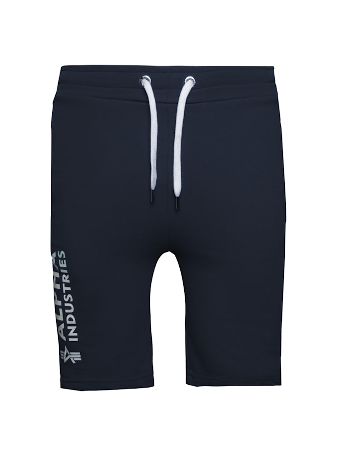 Alpha Industries Shorts Basic Short AI, blau