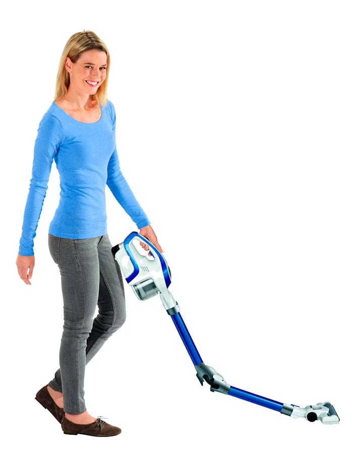 Cleanmaxx Cleanmaxx oplaadbare cycloonstofzuiger, blauw