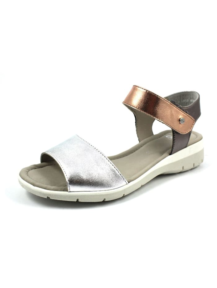 Ara Sandale von Ara, metall