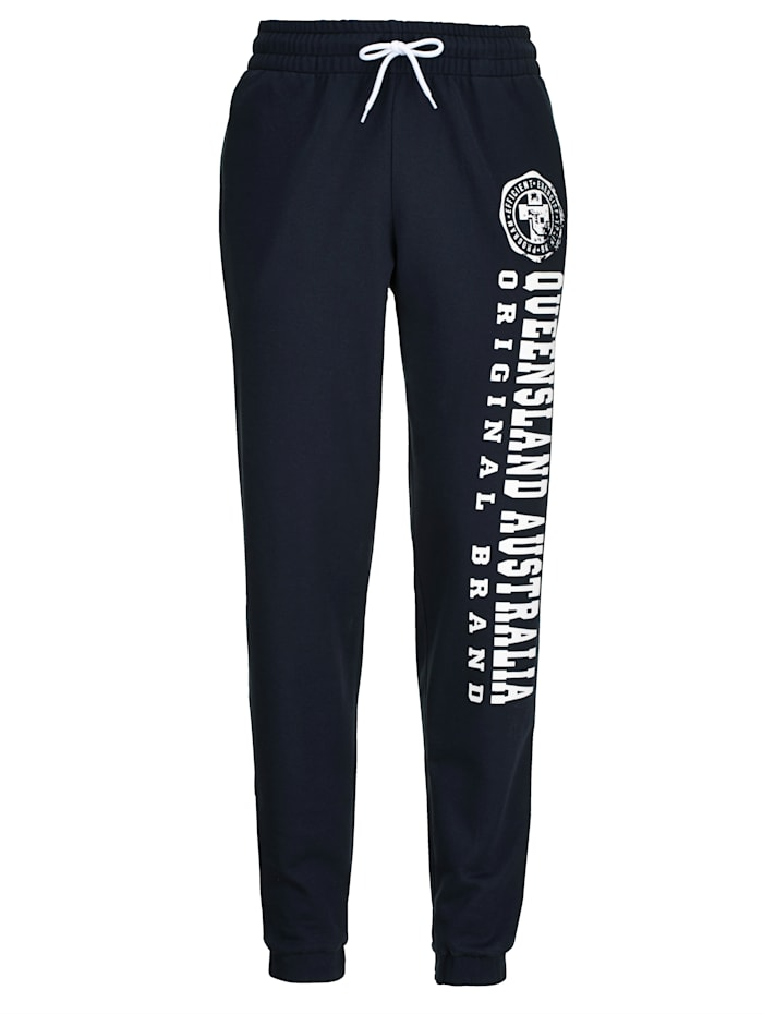 Men Plus Joggingbroek, Marine