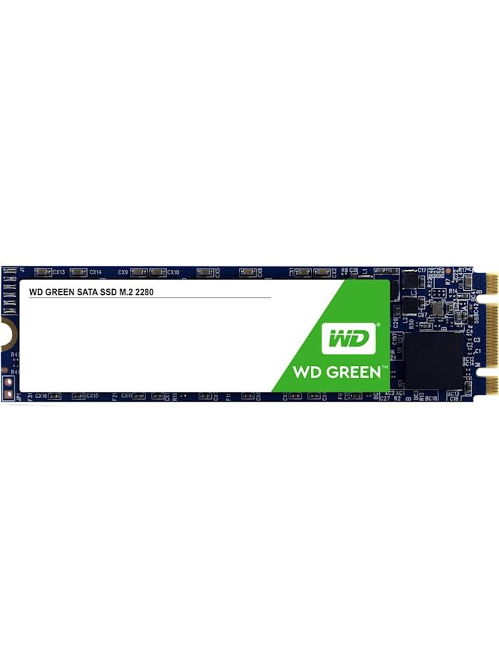 Western Digital SSD Green PC SSD 480 GB, bunt/multi