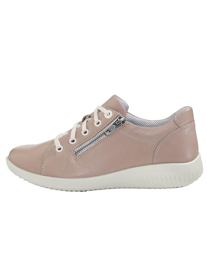 Šněrovací boty s prodyšnou vnitřní výbavou