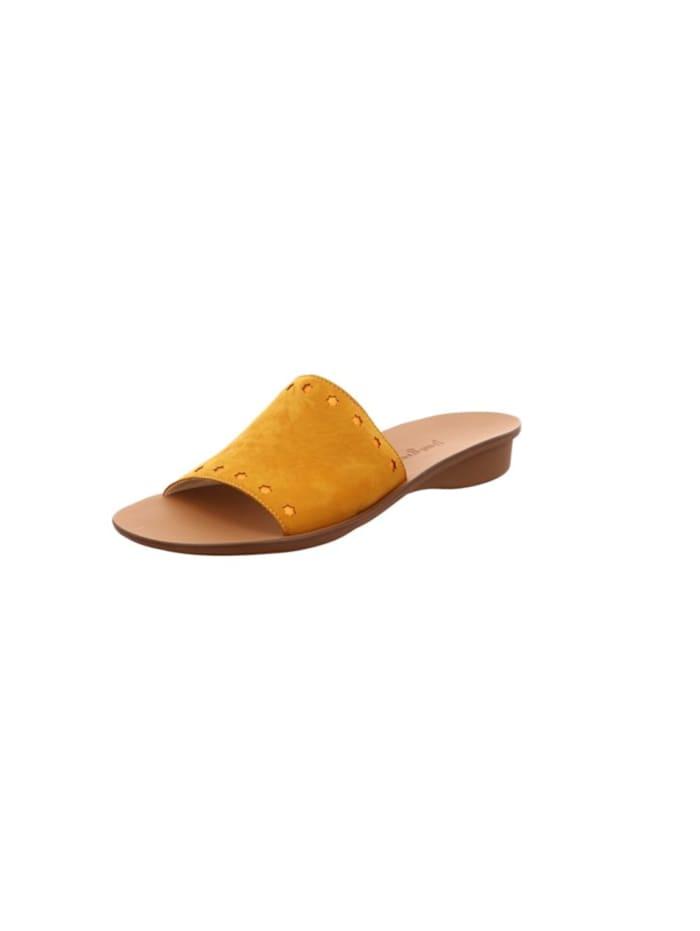 Paul Green Pantolette von Paul Green, gelb