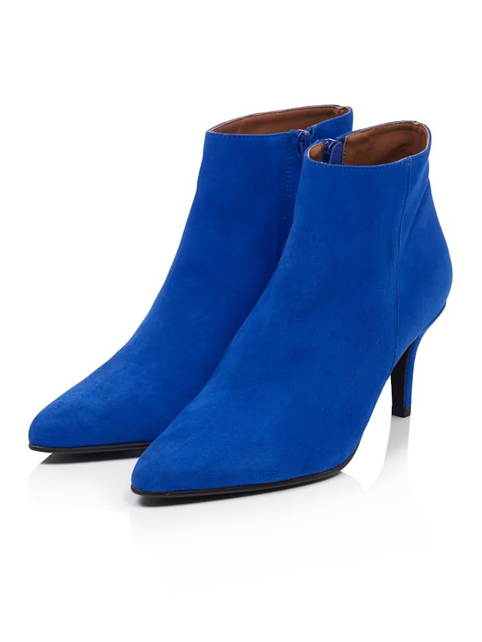 SIENNA Stiefelette, Blau