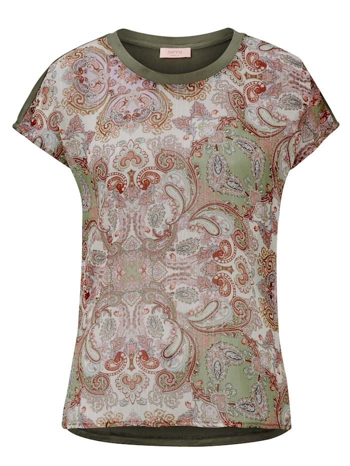 SIENNA Shirtbluse, Multicolor