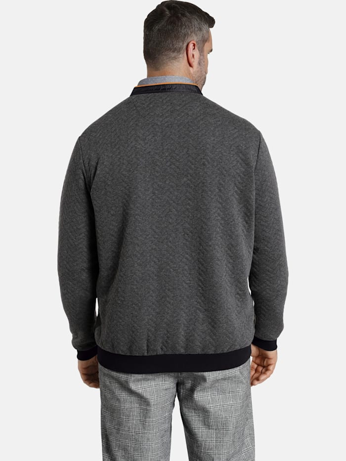 Charles Colby Sweatjacke ANNTHONY