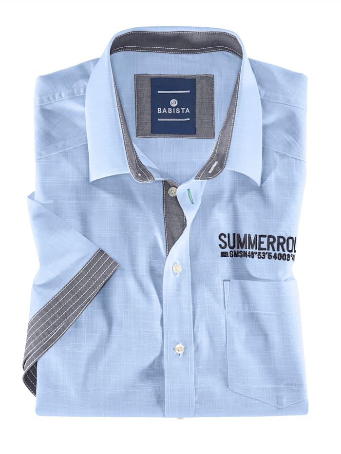 Košile v lehké kvalitě
