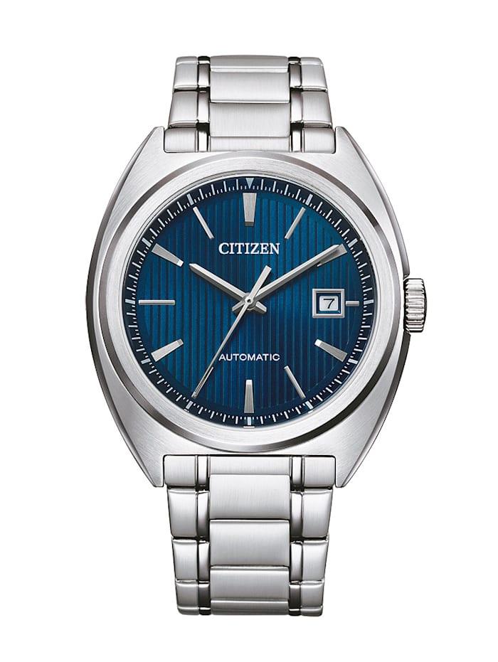 Citizen Herrenuhr NJ0100-71L, Silberfarben