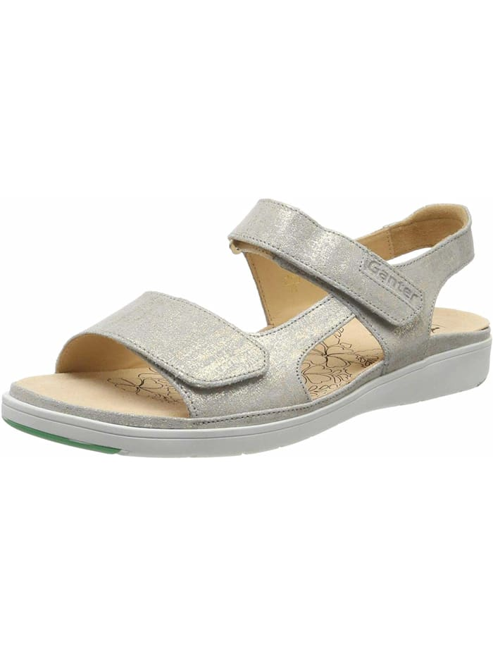 Ganter Sandalen/Sandaletten, grau