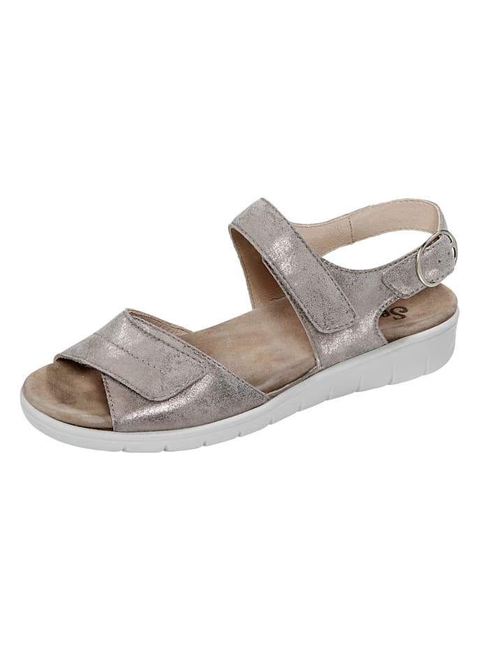 Semler Sandaler med såle med luftpolster, Muldvarp