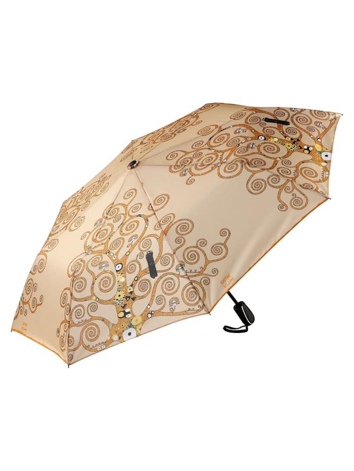 """Goebel Taschenschirm Gustav Klimt - """"Der Lebensbaum"""""""