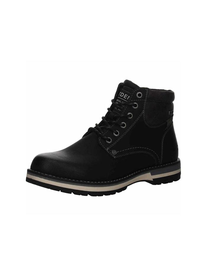 Tom Tailor Stiefel Stiefel, schwarz