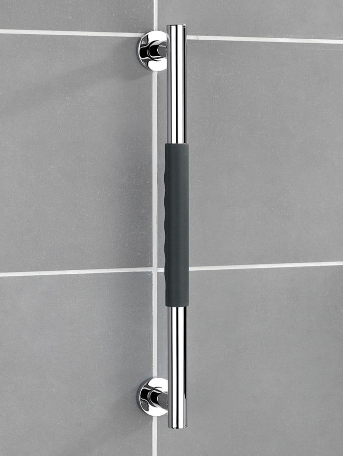 Barre d'appui pour baignoire en acier inox Secura
