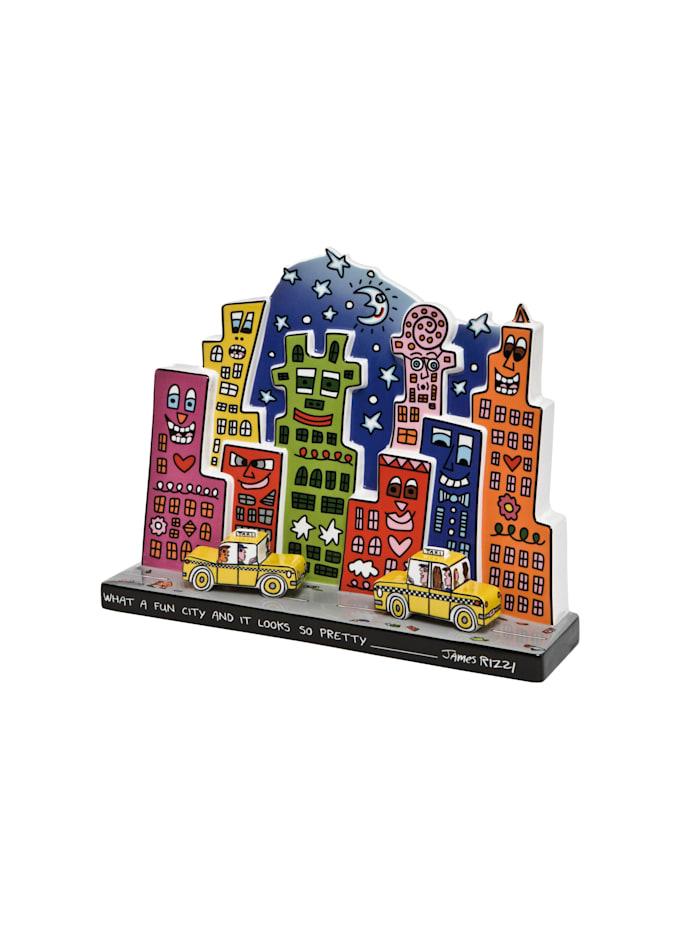 Goebel Goebel Figur James Rizzi - What a Fun City, Rizzi - What a Fun City