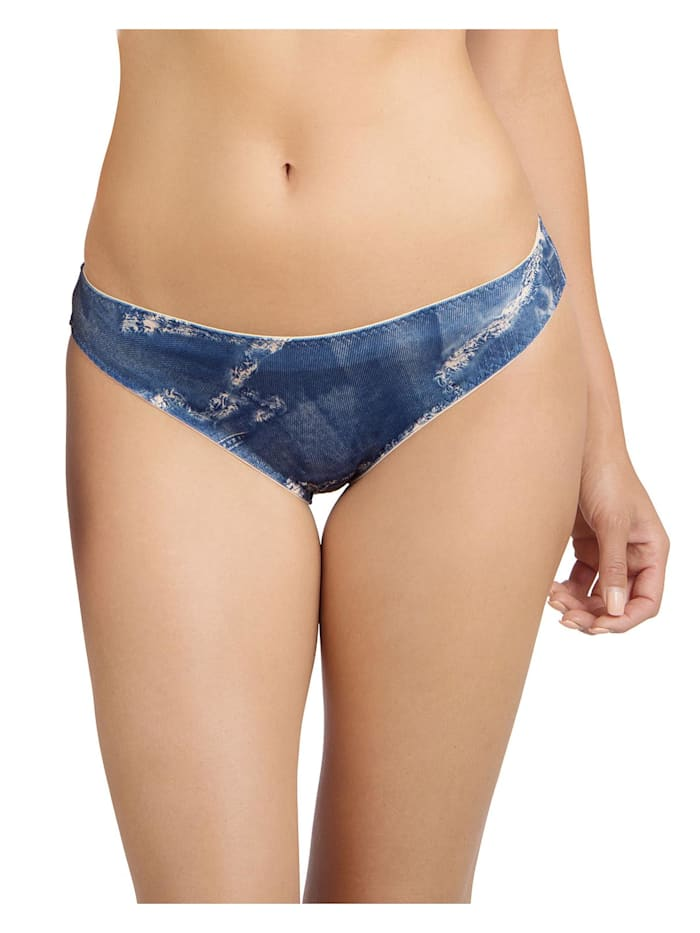 Naturana Damen Slip, Jeans