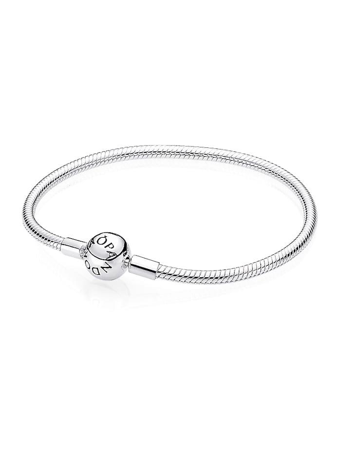 Pandora Armband mit Logo 590728-20, Weiß
