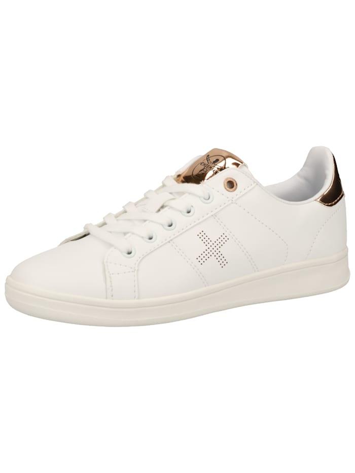 CHIEMSEE CHIEMSEE Sneaker, Weiß/Bronze