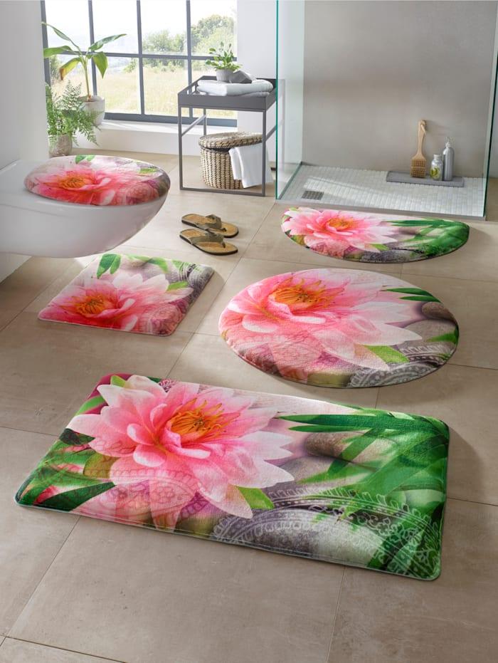 """Kylpyhuoneen mattosarja """"Lotus"""""""