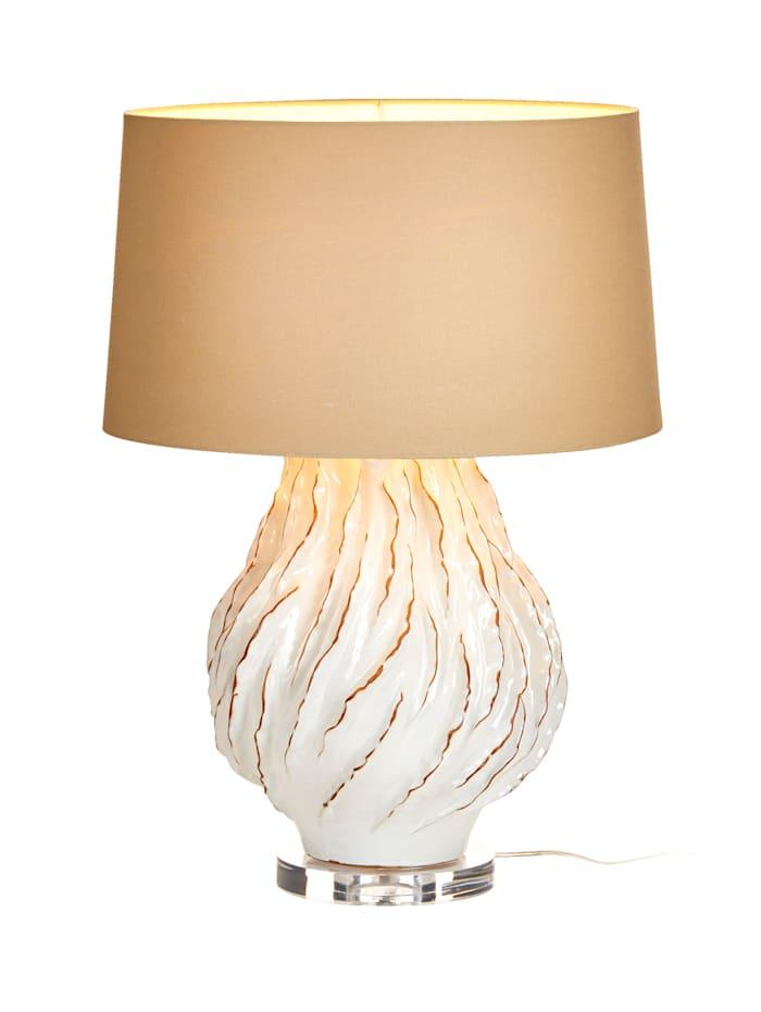 IMPRESSIONEN living Lampe de table, Blanc
