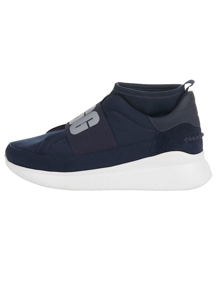 Sneaker Neutra Elastisches Bündchen