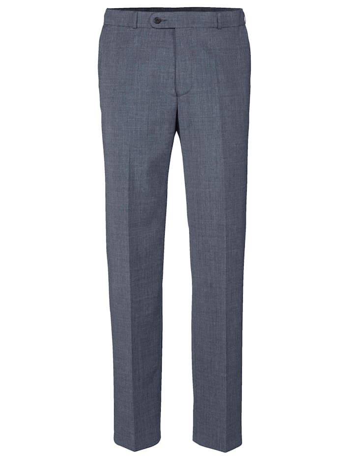 BABISTA Wollen broek met 7 cm meer bandwijdte, Blauw