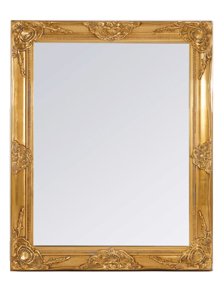 Spegel Elle, Guldfärgad