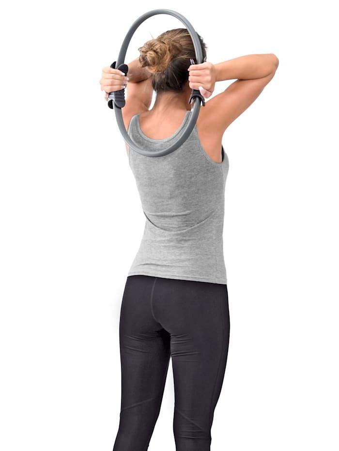 Pilatesring för skonsam, allsidig träning