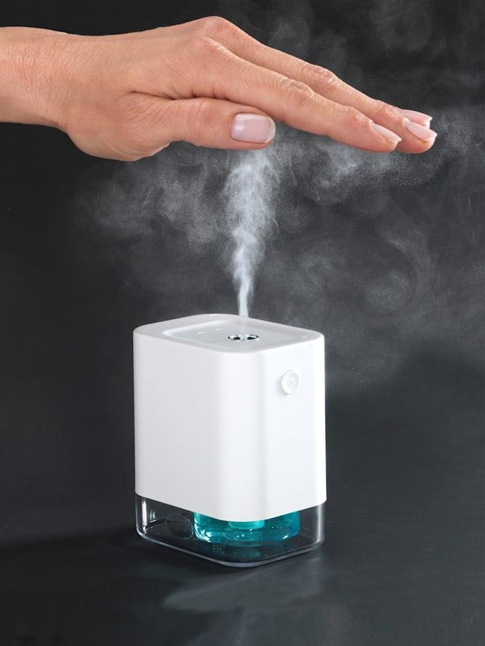 Desinfektionszerstäuber 'Forma' mit Infrarot-Sensor, Weiß