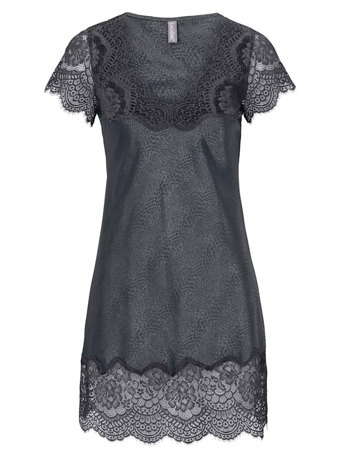 LingaDore Nachtkleid, Anthrazit
