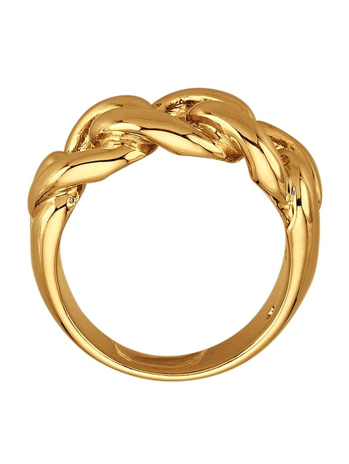 Ring verguld