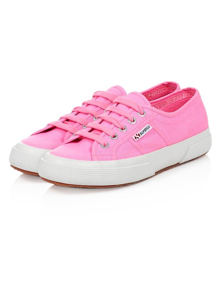 Superga Sneaker, Pink