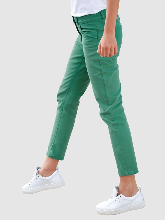 Dress In Jeans Sabine Slim, Salbeigrün