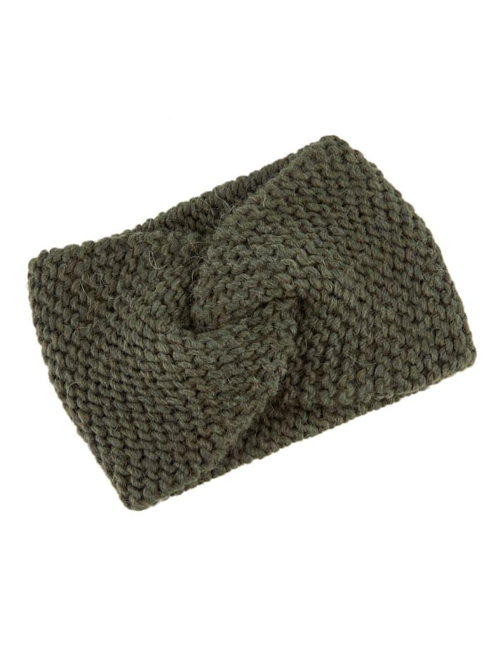 SIENNA Stirnband, Khaki
