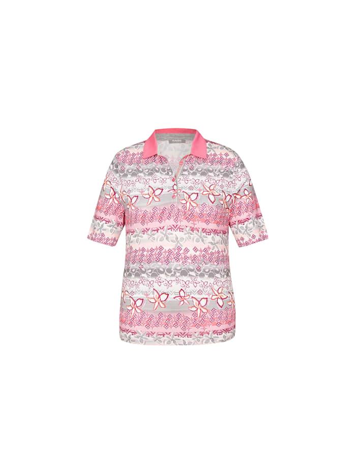 Rabe Fullprint Shirt, silber