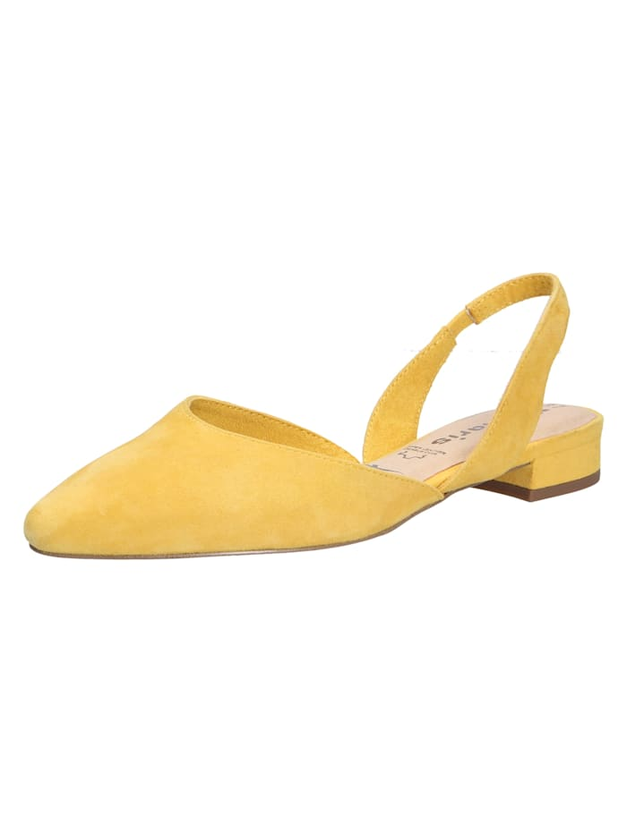 Tamaris Pumps, gelb