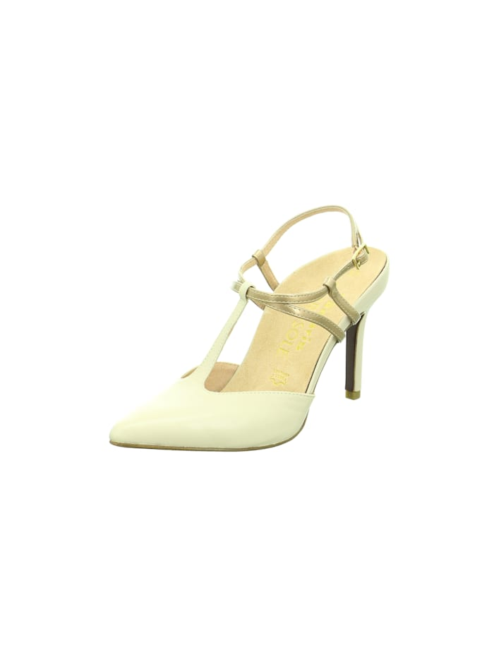 Tamaris Pumps, beige