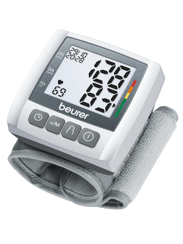 Beurer BC 30 Blutdruckmessgerät Schnell und praktisch, weiß