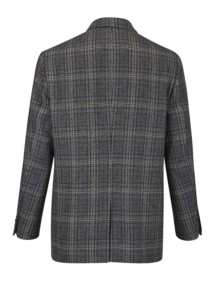 Veste de costume en laine mélangée