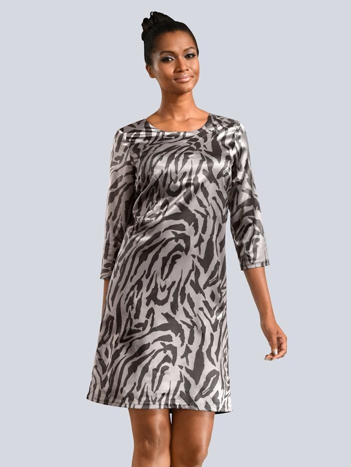 Kleid im Animal Print