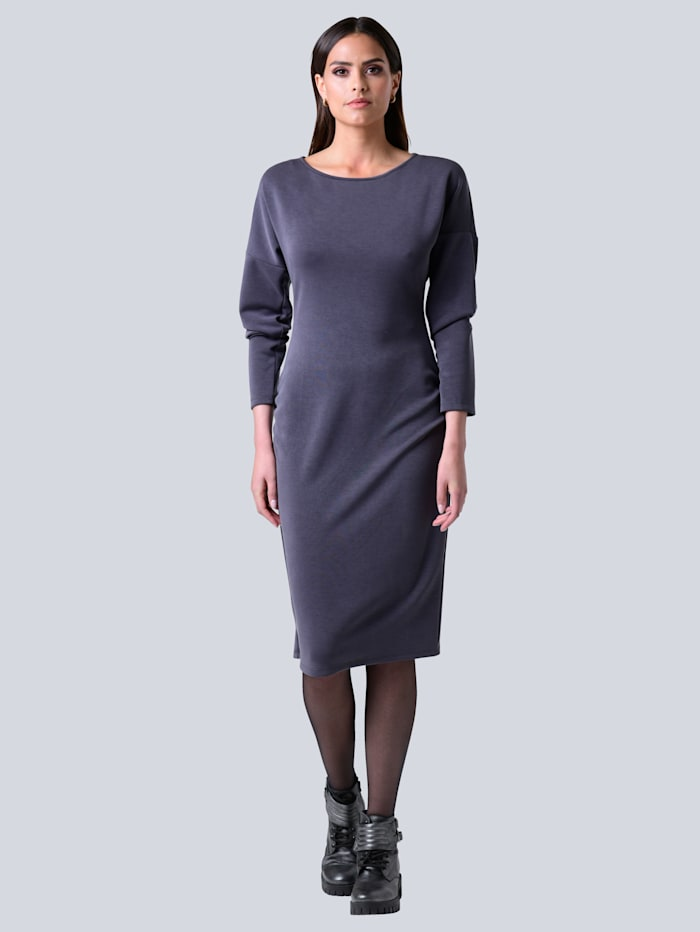 Kleid aus formstabilem Jersey