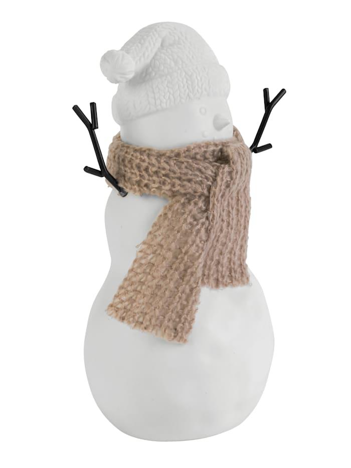 Bonhomme de neige décoratif