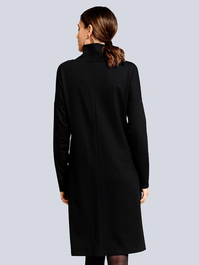 Kleid aus trageangenehmer Jerseyware