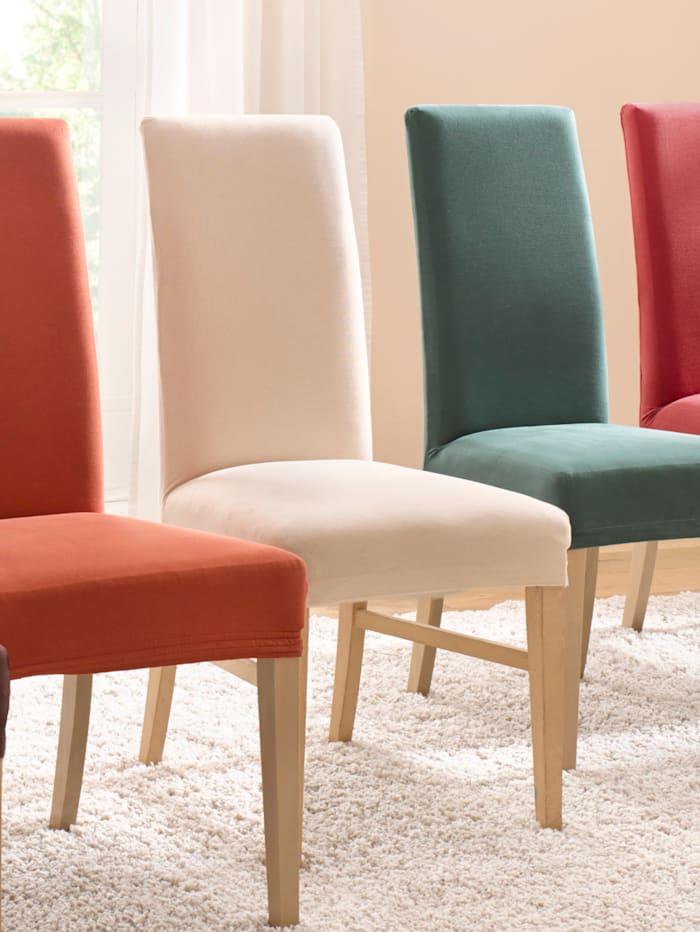 Webschatz Elastische meubelhoezen, ecru