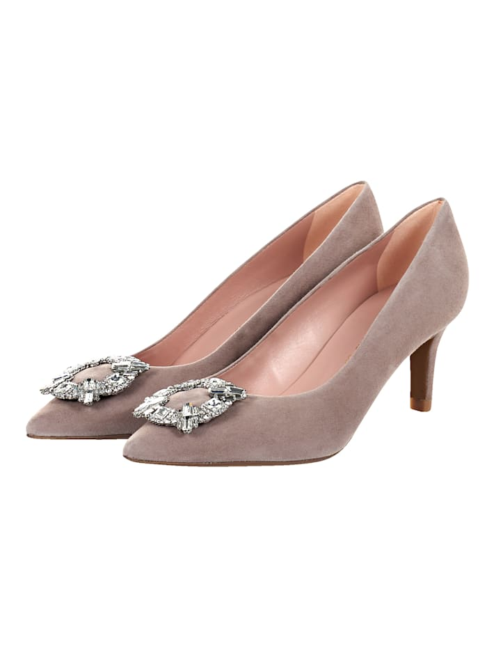 Pretty Ballerinas Pumps, Taupe