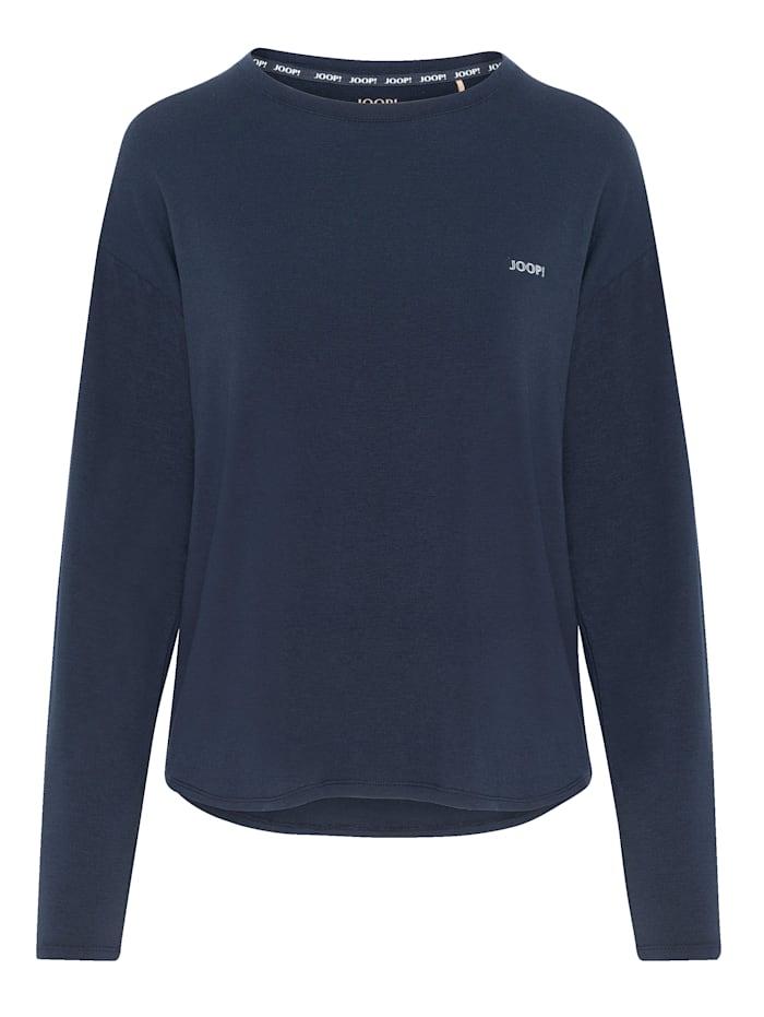 JOOP! Shirt aus der Serie Soft Elegance, Nachtblau