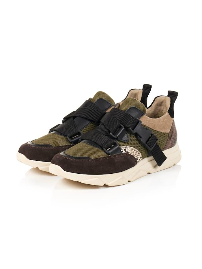 REKEN MAAR Sneaker, Grün
