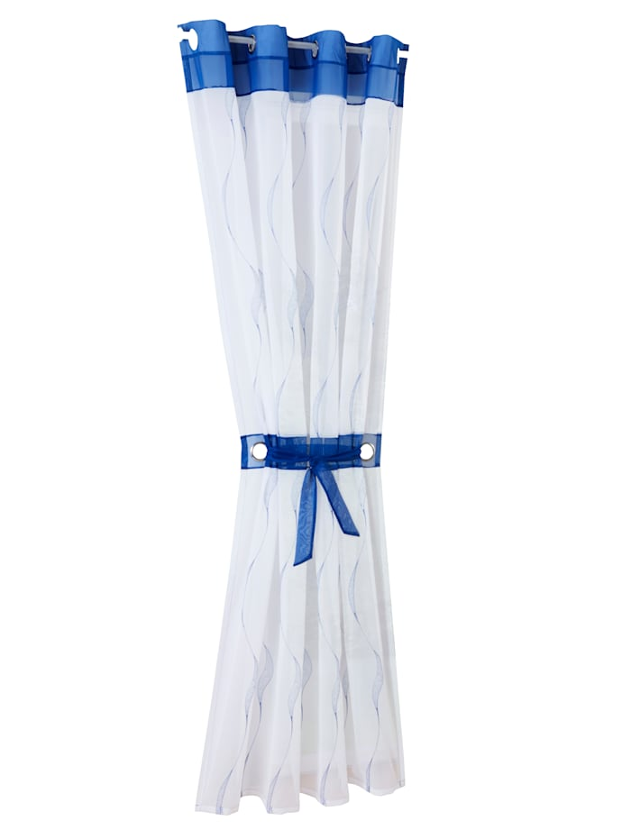 Webschatz Siervitrage Lacey, blauw
