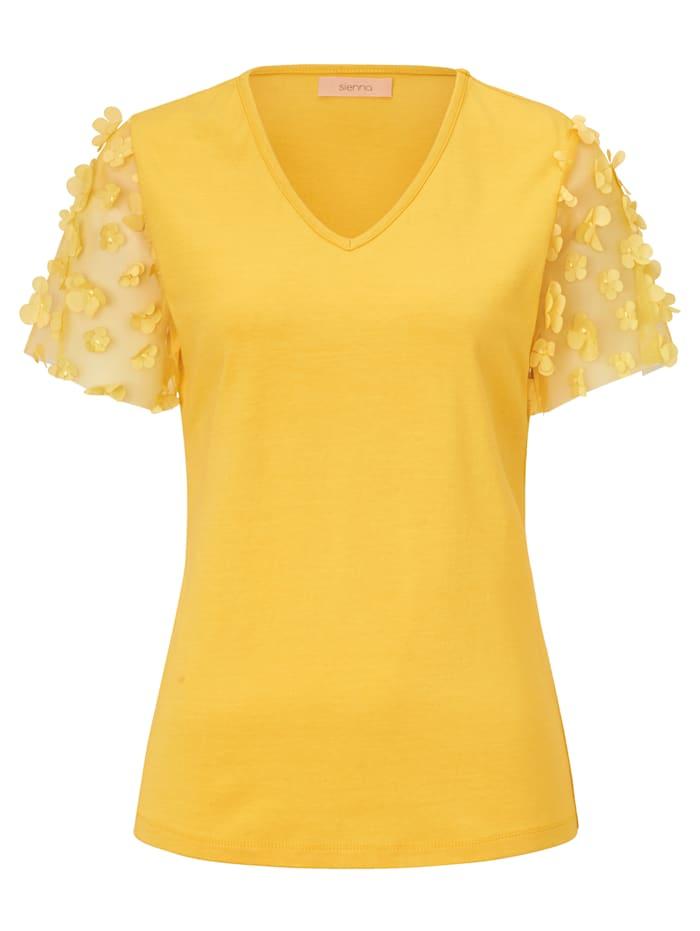 SIENNA Shirt, Gelb