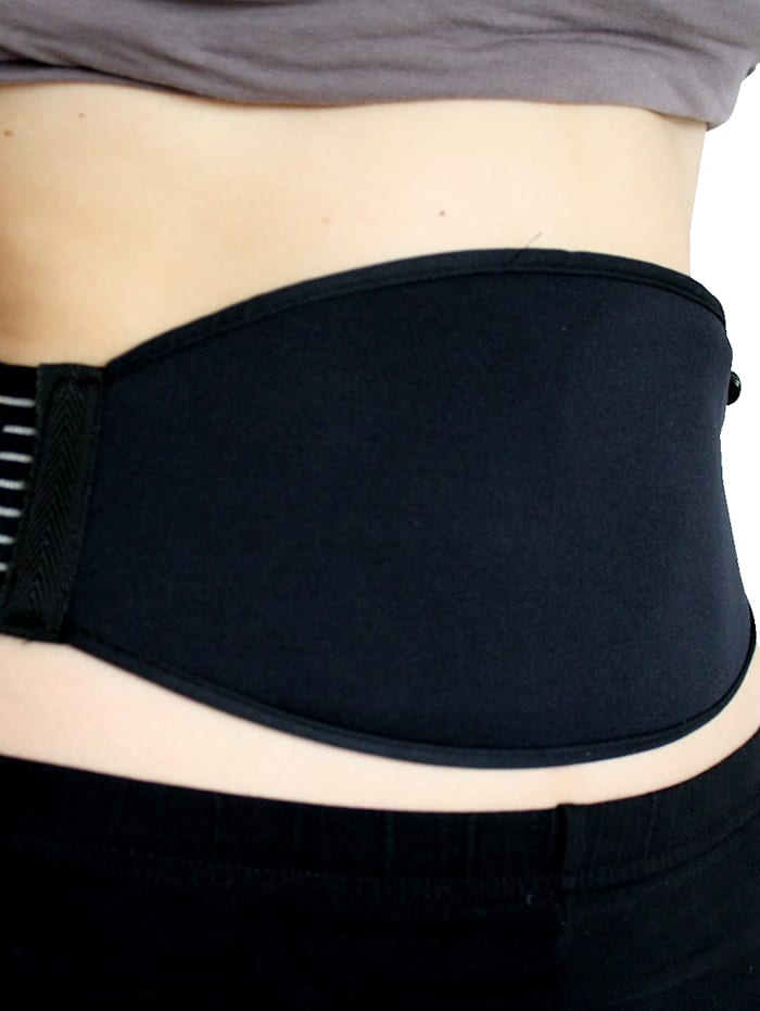 Prorelax Prorelax® Therapiegürtel für TENS + EMS Geräte, schwarz