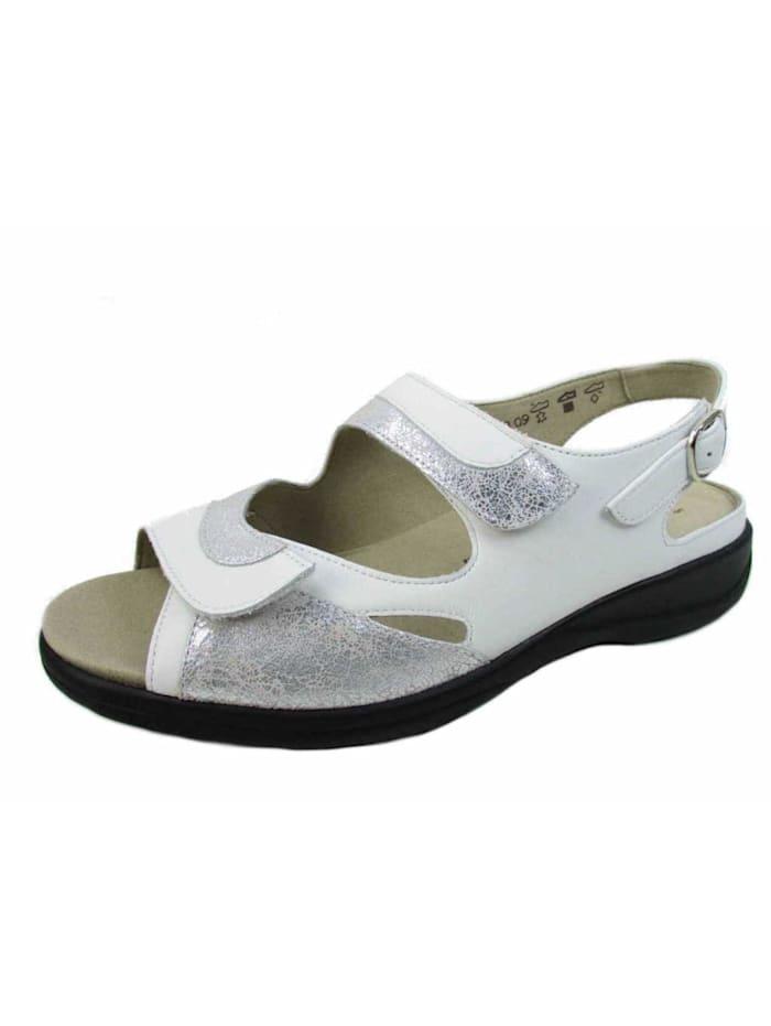 Solidus Sandale Sandale, weiß